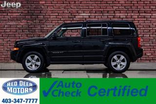 Used 2014 Jeep Patriot 4x4 North All Season Remote Start for sale in Red Deer, AB