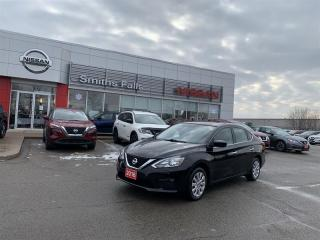 Used 2016 Nissan Sentra 1.8 S CVT for sale in Smiths Falls, ON