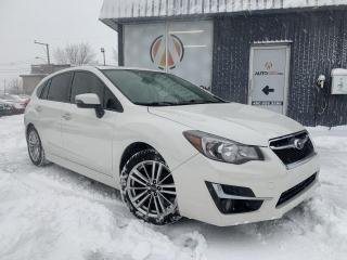 Used 2016 Subaru Impreza ***HATCHBACK,LIMITED,FULL ÉQUIPÉ,NAV,CUI for sale in Longueuil, QC