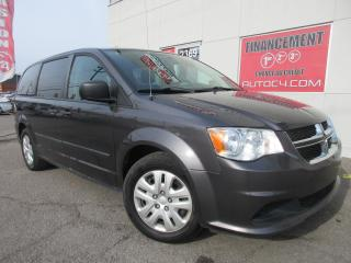 Used 2015 Dodge Grand Caravan SE V6 3.6 L GR.ÉLEC 7 PASS for sale in St-Jérôme, QC