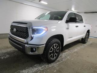 New 2021 Toyota Tundra SR5 for sale in Regina, SK