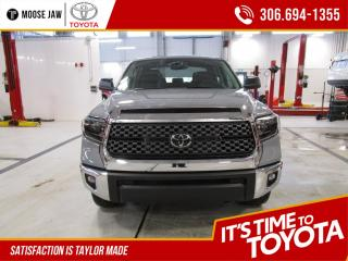 New 2021 Toyota Tundra SR5 4x4 CREW-MAX with TRD Off-Road Premium package for sale in Moose Jaw, SK