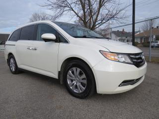 Used 2016 Honda Odyssey EX 8 PASSAGER MAGS CAMERA PORTES ÉLECTRIQUE for sale in St-Eustache, QC