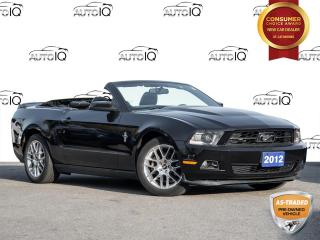 Used 2012 Ford Mustang V6 Premium Selling AS IS for sale in St Catharines, ON