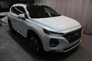 Used 2019 Hyundai Santa Fe 2.0T Ultimate TI (WOW 8500 KM ) for sale in St-Constant, QC