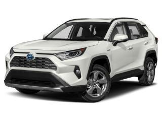 New 2021 Toyota RAV4 Hybrid Limited for sale in Ancaster, ON