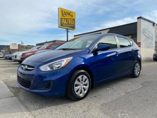 Used 2017 Hyundai Accent NO ACCIDENTS, ONE OWNER, SE TRIM for sale in Etobicoke, ON