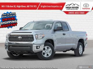 New 2021 Toyota Tundra SR5 for sale in High River, AB