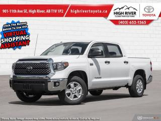 New 2021 Toyota Tundra SR5 TRD Sport Premium for sale in High River, AB