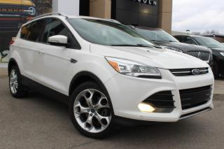 Used 2015 Ford Escape Titanium PRE-OWNED, CERTIFIED! NO ACCIDENTS! TITANIUM! NAVIGATION AWD for sale in Hamilton, ON
