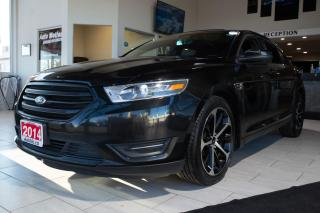 Used 2014 Ford Taurus SEL BACKUP CAM POWER SEATS BLACKED OUT! for sale in Chatham, ON