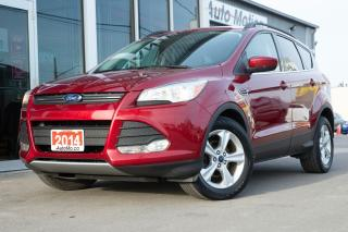 Used 2014 Ford Escape BACKUP CAM 3RD ROW PANO SUNROOF HEATED SEATS for sale in Chatham, ON