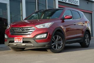 Used 2014 Hyundai Santa Fe Sport BACKUP CAM HEATED SEATS PANO SUNROOF for sale in Chatham, ON