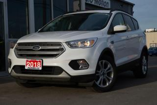 Used 2018 Ford Escape BACKUP CAM POWERED SEATS GOOD CONDITION for sale in Chatham, ON