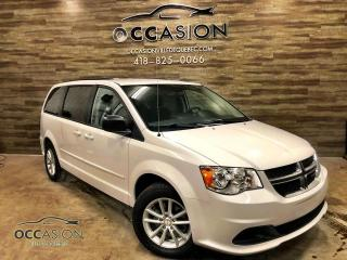 Used 2017 Dodge Grand Caravan SE STOW N GO 50330KM for sale in Ste-Brigitte-de-Laval, QC
