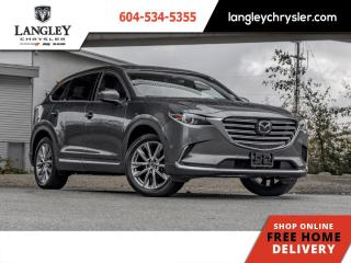 Used 2019 Mazda CX-9 GT AWD  Accident Free/ Local/ Third Row Seats for sale in Surrey, BC