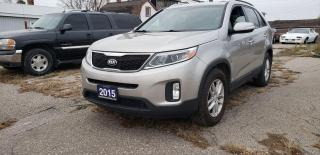 Used 2015 Kia Sorento LX for sale in Cambridge, ON