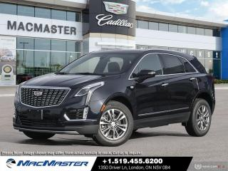 New 2021 Cadillac XT5 Premium Luxury TURBO | NAVIGATION | HEATED SEATS | AWD | BOSE SOUND SYSTEM | BLIND SPOT SENSOR for sale in London, ON