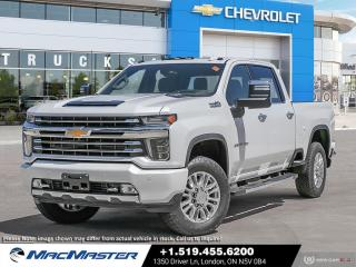 New 2021 Chevrolet Silverado 2500 HD High Country for sale in London, ON