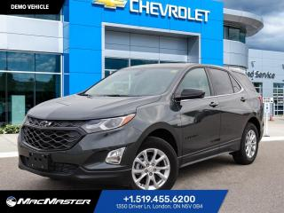 New 2021 Chevrolet Equinox LT CONFIDENCE & CONVENIENCE PKG | TURBO | AWD | BLACKOUT PKG | HEATED SEATS | REAR PARK ASSIST for sale in London, ON
