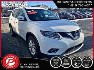 Used 2016 Nissan Rogue SV for sale in Rouyn-Noranda, QC