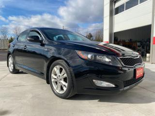 Used 2013 Kia Optima EX Turbo for sale in Tillsonburg, ON