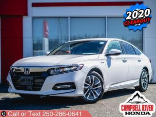 New 2020 Honda Accord Sedan LX  - Heated Seats -  Apple CarPlay for sale in Campbell River, BC