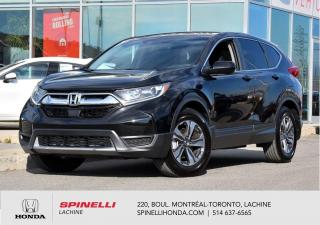 Used 2018 Honda CR-V LX AWD *AWD*AC*AUTO*CAMERA*BLUETOOTH*APPLE CAR PLAY/ANDROID AUTO*++ for sale in Lachine, QC
