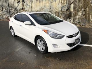 Used 2013 Hyundai Elantra GLS for sale in Sudbury, ON