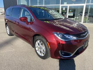 Used 2019 Chrysler Pacifica Touring Plus One Owner, Tech Package, NAV, HTD Seat! for sale in Ingersoll, ON