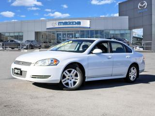 Used 2012 Chevrolet Impala LS for sale in Hamilton, ON