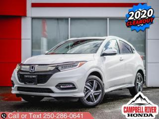 New 2020 Honda HR-V Touring AWD CVT  - Leather Seats for sale in Campbell River, BC