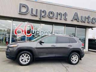 Used 2015 Jeep Cherokee 4 RM, 4 portes, North for sale in Alma, QC
