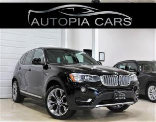 Used 2017 BMW X3 AWD 4dr xDrive28i for sale in North York, ON