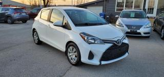 Used 2015 Toyota Yaris LE 5-Door AT for sale in Burlington, ON