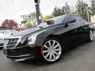 Used 2015 Cadillac ATS Coupe 2dr Cpe 2.0L Standard RWD for sale in Burlington, ON