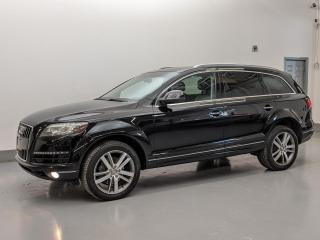 Used 2012 Audi Q7 TDI/NAVIGATION/PUSH START/7PASS/PANO/BLIND SPOT! for sale in Toronto, ON