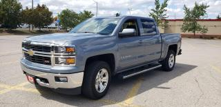Used 2015 Chevrolet Silverado 1500 LT Z71 for sale in Cambridge, ON