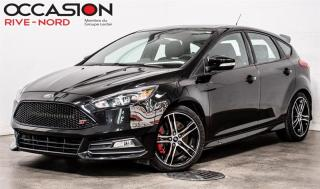 Used 2015 Ford Focus ST NAVI+CUIR+TOIT.OUVRANT for sale in Boisbriand, QC