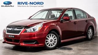 Used 2013 Subaru Legacy Limited NAVI+CUIR+TOIT.OUVRANT for sale in Boisbriand, QC