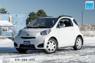 Used 2015 Scion iQ IQ|Low kms|Clean carfax| for sale in Bolton, ON