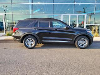 Used 2021 Ford Explorer XLT, quatre roues motrices Cuir Toit pan for sale in St-Eustache, QC