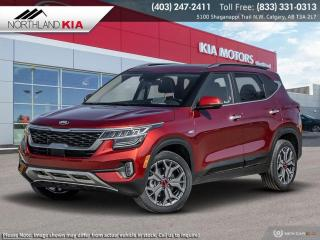 New 2021 Kia Seltos SX Turbo for sale in Calgary, AB