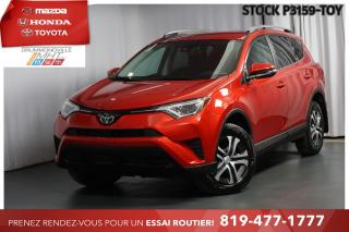 Used 2017 Toyota RAV4 INTÉGRALE| CAM RECUL| SIÈGES CHAUFFANTS for sale in Drummondville, QC