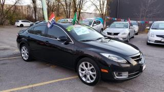 Used 2011 Mazda MAZDA6 GT for sale in Burlington, ON