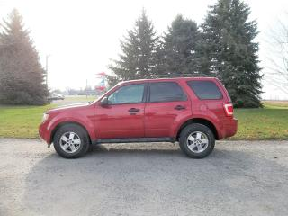 Used 2011 Ford Escape XLT- LOW KMS for sale in Thornton, ON