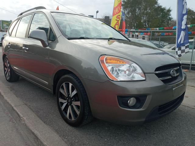 2010 Kia Rondo EX-EXTRA CLEAN-7 SEATS-LEATHER-SUNROOF-BLUETOOTH