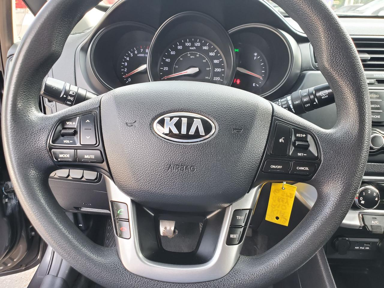 2013 Kia Rio5