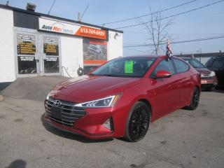 Used 2020 Hyundai Elantra Preferred for sale in Gloucester, ON