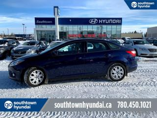 Used 2012 Ford Focus SE/MANUAL/AIR/CRUISE/HEATED SEATS for sale in Edmonton, AB